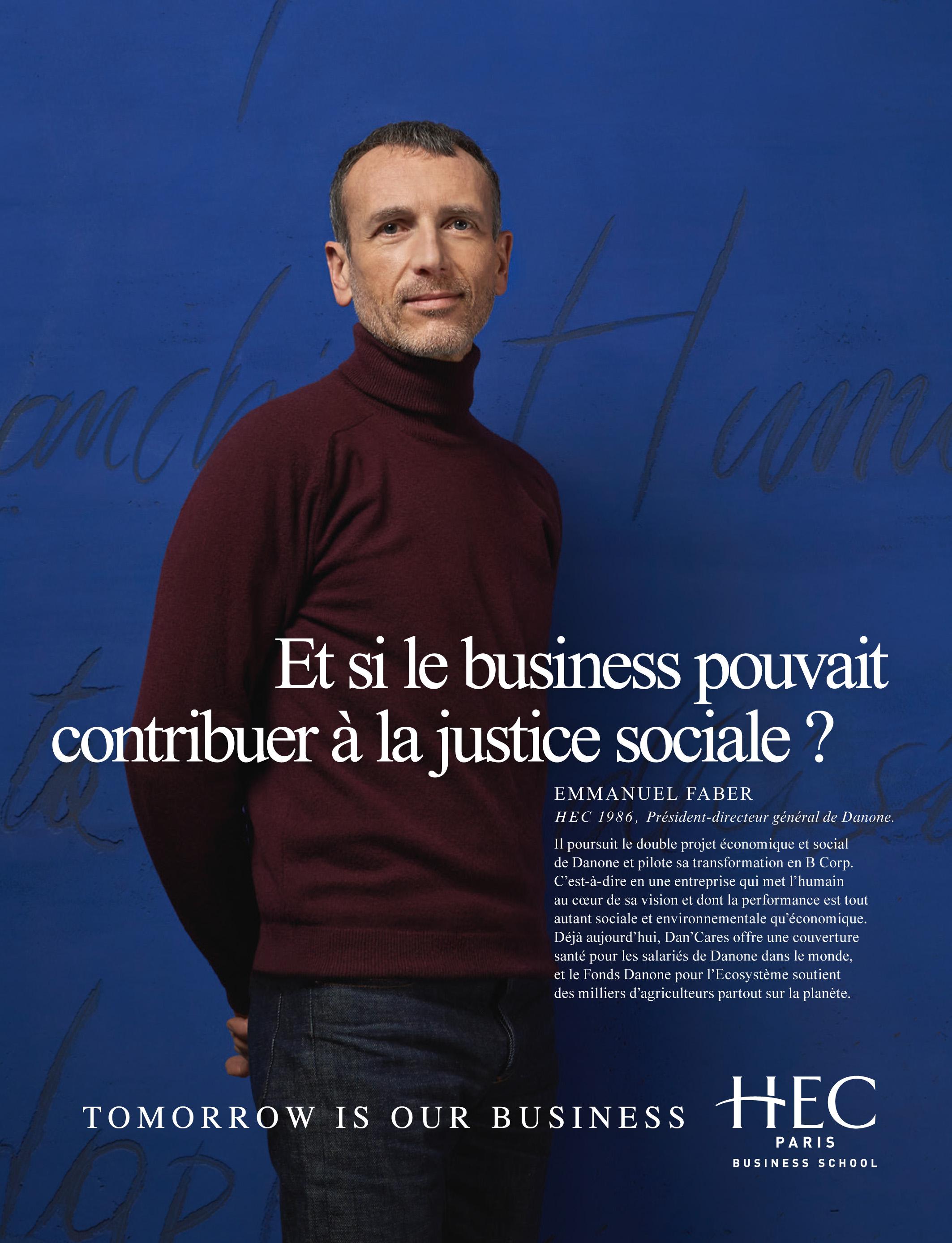 Et si le business pouvait contribuer à la justice sociale?
