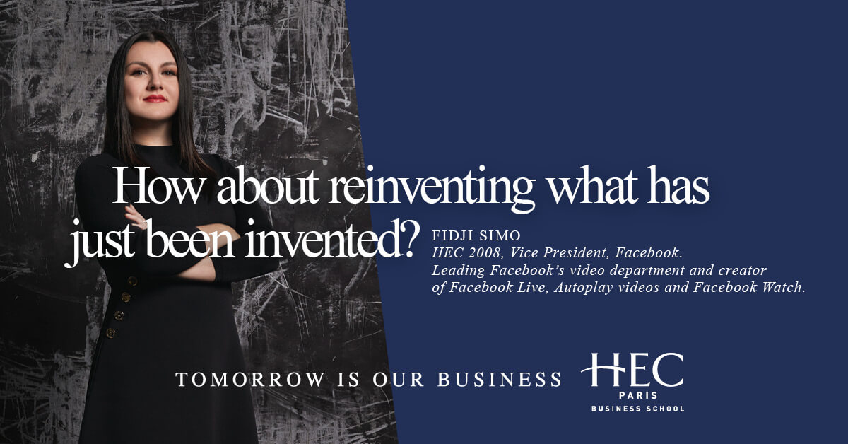 How about reinventing what has just been invented?