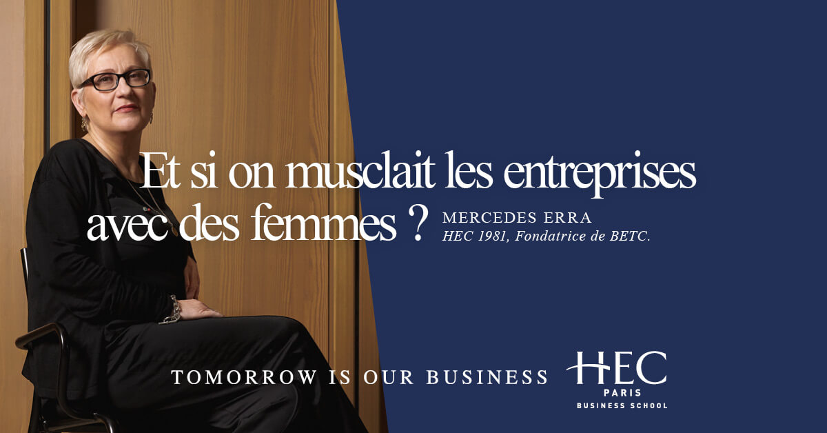 Et si on musclait les entreprises avec des femmes?