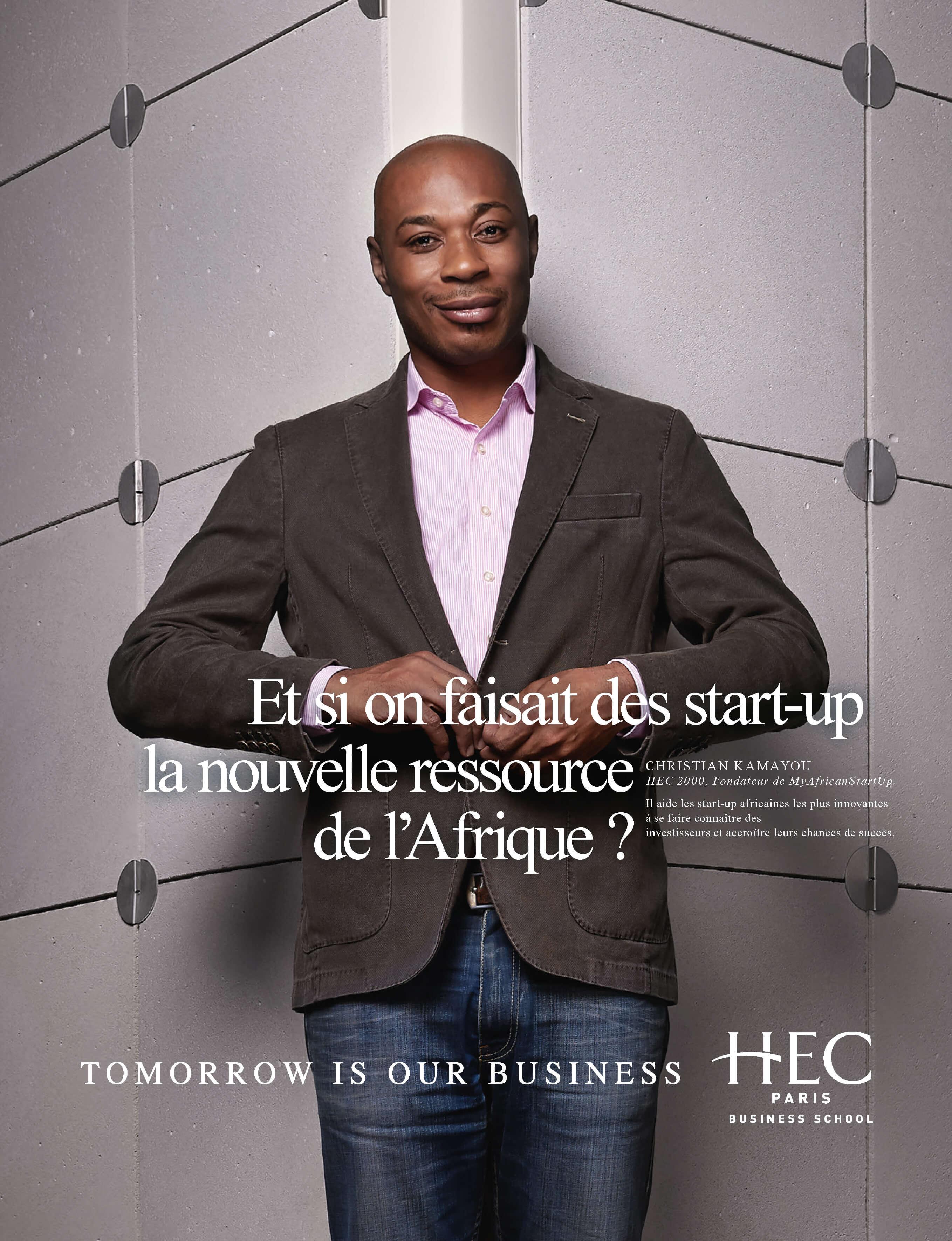 Et si on faisait des start-up la nouvelle ressource de l'Afrique?