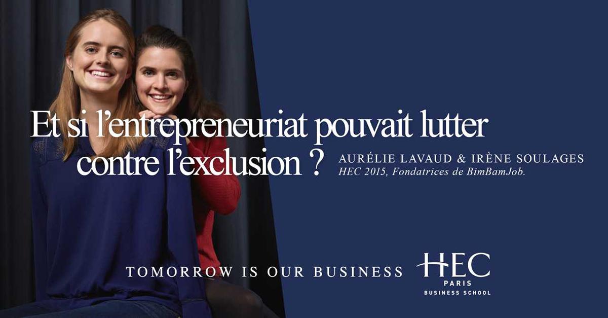 Et si l'entrepreneuriat pouvait lutter contre l'exclusion?