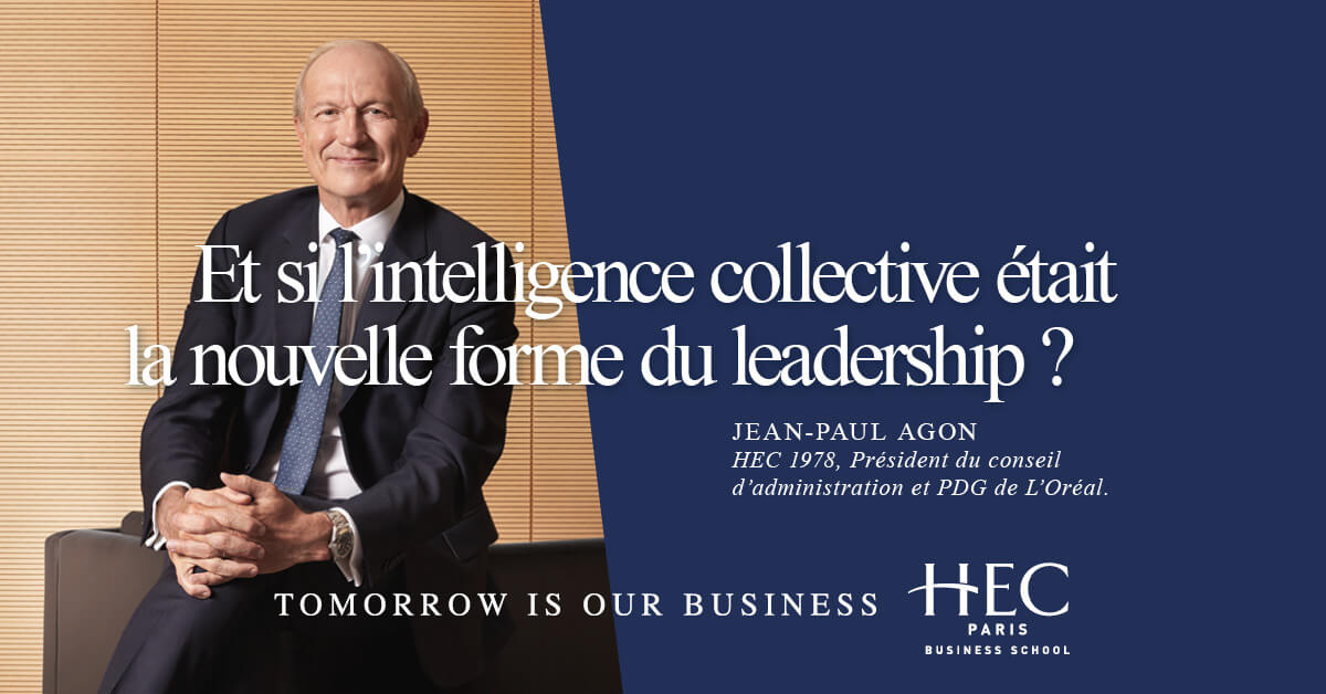Et si l'intelligence collective était la nouvelle forme du leadership ?